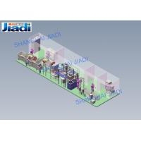 Quality SUS304 Material Tomato Paste Production Line For Banana / Blueberry / Raspberry wholesale