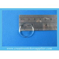 Quality 1Inch Clear epoxy stickers wholesale