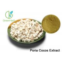 Brown Powder Natural Plant Extracts Poria Cocos Extract Treating Insomnia
