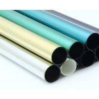 Quality PET High Clear Coloured Building Window Film For Blue Protection / Solar Blocking wholesale