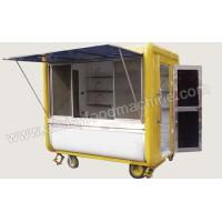 Quality Hand Push Food Cart wholesale