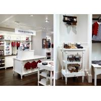Cheap Baby Store Fixtures / Retail Store Furniture Fixtures Healthy Wood Material for sale