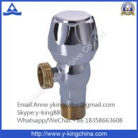 Quality Brass Angle Valve Manufacturer From Zhejiang, China wholesale