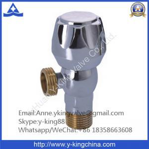 China Brass Angle Valve Manufacturer From Zhejiang, China on sale