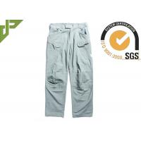 Quality Ripstop Waterproof Military Tactical Pants 65% Polyester 35% Cotton for Men wholesale