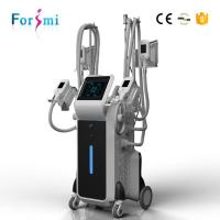 Buy cheap 2018 Factory directly sale  -15 – 5 Celsius 2500w 4 heads Cryolipolysis Machine with 4 heads  working simultaneous from wholesalers