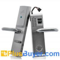 Quality Aegis - Heavy Duty Biometric Fingerprint and Deadbolt Door Lock - Right wholesale