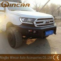 Buy cheap Wholesale Bull Bar Front Bumper For Ford Everest from wholesalers