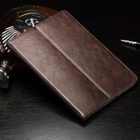 Quality Tablet Ipad Pro Magnetic Leather Case 9.7 Inch Vintage Drop Protection wholesale