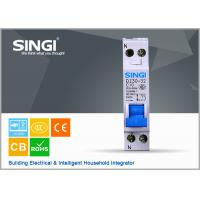Quality DZ30-32 Singi Household Miniature Circuit Breakers with phase and neutral line wholesale