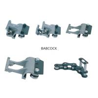 China Pinclip Babcock Stenter Machine Parts Chain Pin Plate Pin Holder For Textile Machine on sale