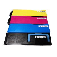 Quality Compatible Kyocera Color Toner Cartridges TK-540 CMYK wholesale