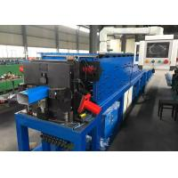 Quality Automatic Downpipe Roll Forming Machine With Bending And Necking Die wholesale