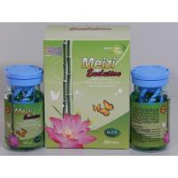 Quality Meizi Evolution Botanical Soft Gel Slimming Capsules Mze Reduce Weight Diet Pills wholesale