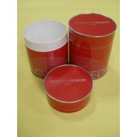 Quality Customized Food Packaging Composite Paper Tube / Can Containers with Metal Lids wholesale