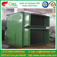 Quality 80T Electrical Water Power Boiler APH In Power Plant / Petroleum Chemical Station wholesale