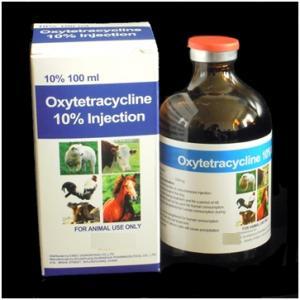 Oxytetracycline Injection 10%