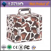 Quality LT-MC051 Giraffe Compact case beauty makeup cosmetic aluminum case cosmetic case and box wholesale