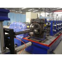 China Interchangeable c And z  Purlins Roll Forming Machine / Sheet Metal Shaping Machines on sale