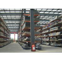 China Factory Price Steel Structural Cantilever Racks for Pipes Lumber Sheet Racks on sale