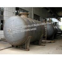 Quality Galanized Steel Industrial Pressure Vessel Vertical Storage Tank Equipment wholesale