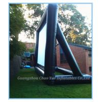 Quality Commercial Grade Inflatable Movie Screen for Outdoor Activity (CY-M1672) wholesale