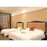 Indoor Bright Color Complete Bedroom Furniture Sets For Suite