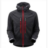 Buy cheap Custom made ski wear red fashionable ski jackets from wholesalers