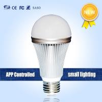 China High Brightness 7.5W 560lm E26 Smart LED Bulb For iPhone 4 / 4S / 5 on sale