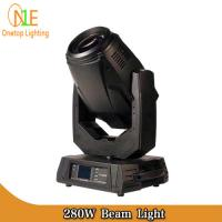 Quality Sharpy Stage Light 280W Moving Head Light |280WBeam Light with factory price wholesale