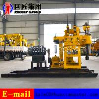 Quality HZ-200Y Hydraulic rotary 200meters water drilling machine for sale wholesale
