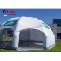 Quality Advertising Inflatable Event Tent Dome Pump Up Tent Oxford 10M Diameter wholesale