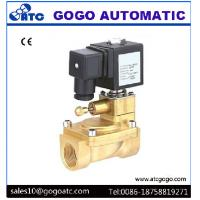 Quality 220v / 110v / 24v Solenoid Water Valve For Fire Fighting System 0.05 -1.6 Mpa Pressure wholesale