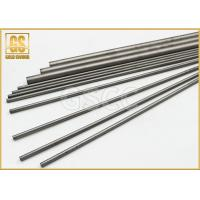 Quality Single Hole Tungsten Carbide Rod High Bending Strength For Welding End Mills wholesale