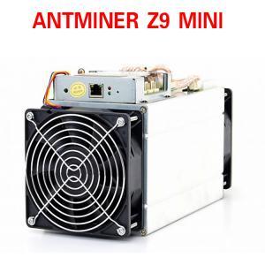65db Bitmain Antminer Z9 mini hashrate 10k Sol/s miner with Equihash hashing algorithm