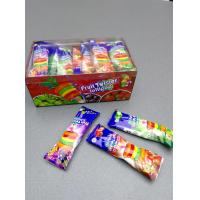 Quality Fruit Twister Lollipop Funny Shape Healthy Hard Candy Sweet  And Delicious wholesale