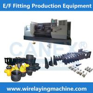 China electrofusion fitting winding machine on sale