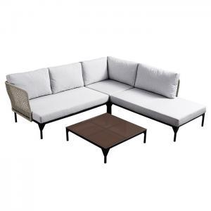 Quality Corner Suite UV Resistant Cushion Covers Patio Sofa Furniture wholesale