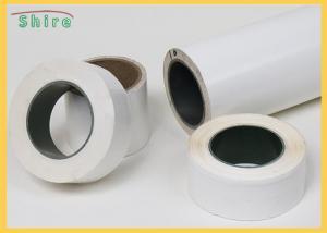China UPVC Milk White 50 Micron Window Frame Protection Tape on sale