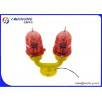 China Double LED Aircraft Warning Light on sale