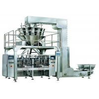 Quality VFFS Vertical Form Fill And Seal Machines , Tea Pouch Packing Machine Full Automatic wholesale