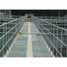 Buy cheap Heavy Duty Garage Floor Steel Grate , Metal Grid Flooring For Offshore from wholesalers