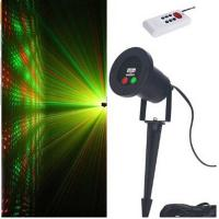 Garden Tree and Wall Decoration Outdoor Laser Spot lights for Holiday Lighting