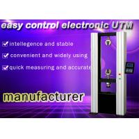 Cheap Easy Control Shear Electronic Universal Testing Machine With Constant Displacement for sale
