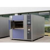 Buy cheap 525L Lab Simulation Ambient Thermal Shock Stable Temp Humidity Cycling Test from wholesalers
