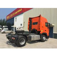 Quality Diesel Engine International Tractor Truck Head LHD 4X2 Drive Type Euro 2 wholesale