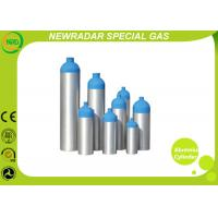 Quality Compressed Gas Cylinders Specialty Gas Equipment Seamless Alumnium wholesale