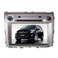 Quality Bluetooth Car GPS Navigation System , GPS Monitoring System RDS A2DP wholesale