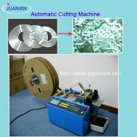 China Nickel Strip and PVC Sleeve Cutting Machine For Battery Assembly on sale