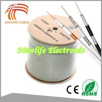 Quality Made in China Linan Factory 75Ohm RG6 Coaxial Cable wholesale